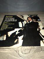 Tom Jones Delilah LP vinyl record Decca stereo - SKL 4946 - 1968 - Good Conditio