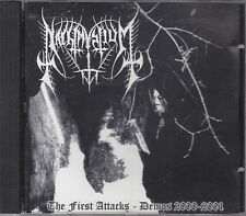 NACHTMYSTIUM - the first attacks demos 2000-2001 CD