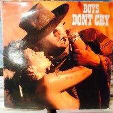 Boys Don't Cry-Boys Don't Cry LP//NUDE/CHEESECAKE SLEEVE-SEXY !!!!!!