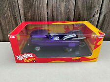 HTF HOT WHEELS CLASSICS PURPLE VW VOLKSWAGEN TRUCK REDLINE LIMITED EDITION 1:18