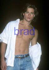 BRAD PITT #75,BARECHESTED,SHIRTLESS,8x10 photo