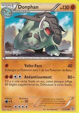 Donphan -N&B:Tempête Plasma-72/135-Carte Pokemon Neuve Française