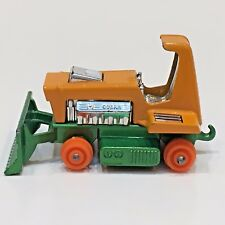 BIG BULL, Matchbox 1975, #12 Toy Construction, England, Used no Treads or Box