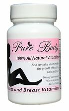 PureBody Vitamins - The #1 Butt and Breast Growth Pills