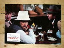 SERPICO Original CRIME COPS Lobby Card Set AL PACINO JOHN ROBERTS SIDNEY LUMET