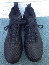 Adidas Nemeziz black football boots size 7. Excellent condition