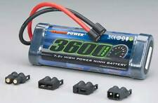Venom 1544 NiMH 6-Cell 7.2V 3600mAh Stick Battery Pack: Axial SCX10 AX10