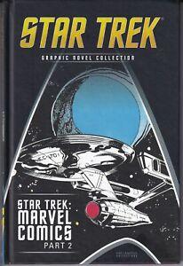 "Star Trek Hardcover Graphic Novel Collection ""The Marvel Comics - Part 2"" 2017"