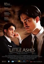 Little Ashes movie poster - Robert Pattinson poster - 11 x 17 inches