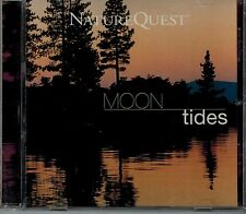 NATURE QUEST - MOON TIDES - SOOTHING & RELAXAING SOUNDS - SERENE WATER - MINT CD