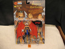 """Sisters Of Darkness LETHA 6"""" Action Figure NEW 1998 Skybolt Toyz Lightning Comic"""