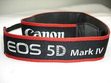 CANON EOS 5D Mark IV CAMERA NECK STRAP  #002319