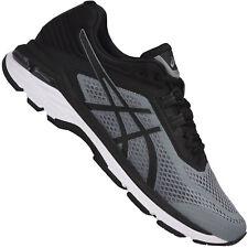 ASICS Gt-2000 6 Mens Running Shoes T805n 1190 Grey/white UK 8.5