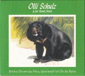 Olli Schulz &Hund Marie - Brichst Du mir das Herz, dann brech' ich Dir die Beine