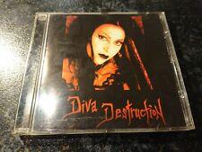 Diva Destruction, Passions price cd