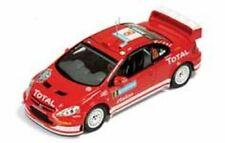 IXO 1:43 Peugeot 307 WRC #8M.Martin-M.Park 2nd Rally Sweden