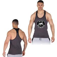 Abbigliamento da uomo grigie in maglia per palestra, fitness, corsa e yoga taglia XL