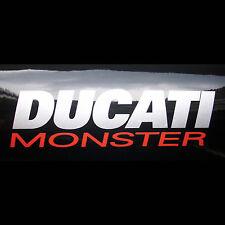 2x Aufkleber Sticker Ducati Monster #0318