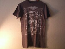 JOHNNY CASH - THE MAN IN BLACK - 2013 GRAY T SHIRT / New / Country