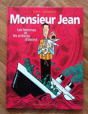 MONSIEUR JEAN LES FEMMES ET LES ENFANTS D'ABORD EO PROCHE DU NEUF   (A34)