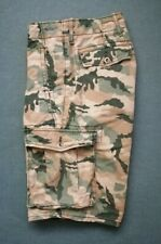 Men's LEVI'S ORIGINAL Camo Print Cargo/Combat Shorts - W30