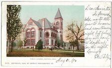 (0964)  1906 P/C DAYTON OHIO  PUBLIC LIBRARY  USED