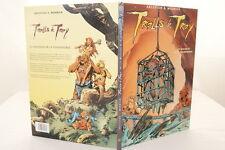 TROLLS DE TROY-TOME 5 LES MALEFICES DE LA THAUMATURGE-ARLESTON & MOURIER 2001