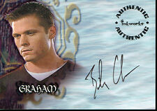 BUFFY SEASON 5 AUTOGRAPH CARD A27 BAILEY CHASE AS GRAHAM
