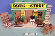 (O3462.1) playmobil maison western Drug Store ref 3462 3424