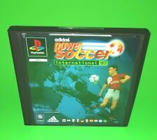 Adidas Power Soccer International 97 PS1 Playstation 1 PS2 PS3 Sony FAST POST