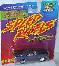 Speed Rebels - FORD MUSTANG * BIG BOSS * - purple metallic - Playing Mantis 1997