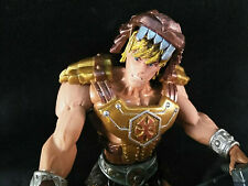 Masters of the Universe Modern Wolf Armor He-Man MOTU with Accessories