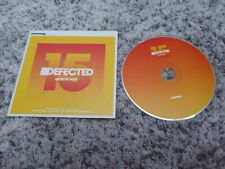 MIXMAG CD DEFECTED 15 COMPILED AND MIXED BY NOIR