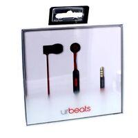 New Beats Urbeats In Ear Earbuds Headphones Matte Black In Line Mic