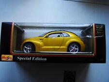 Maisto DieCast Original Concept Chrysler Pronto Cruizer Gold1:18 Special Edition