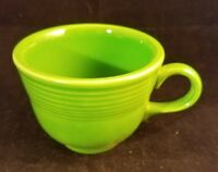 Collectible Genuine Fiesta Green Coffee Mug USA