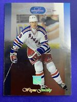 1997-98 Donruss Leaf Limited #7 Wayne Gretzky New York Rangers