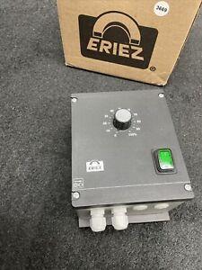 ERIEZ N12 UN/115-2A-FW Vibratory Feeder Control 115/120V 2 Amp 9966960 N12