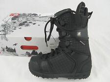 NEW! $250 Burton Hail Snowboard Boots! US 7, UK 6, Mondo 25, Euro 40  BLACK