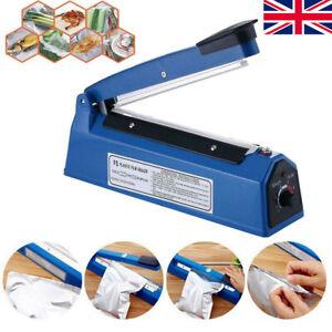 200mm 300mm 400mm Impulse Heat Sealer Plastic Bag Film Sealing Machine Metal ABS