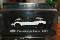 PAGANI - ZONDA CINQUE - 2009 - SCALA 1/43