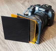 Filteradapter für Lumix 7-14mm Objektiv   Adapter ND Filter Kit   Filter Holder