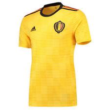 Maglie da calcio di squadre nazionali gialli Belgio