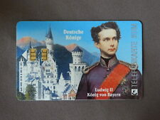 O 590 B 03.93 gebruikt Duitsland - Ludwig II von Bayern  opl 5000