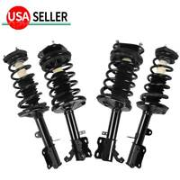 4PCS Front & Rear Complete Shock Absorbers Struts For 93-02 Toyota Corolla Prizm