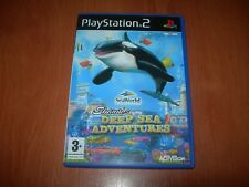 SHAMU´S DEEP SEA ADVENTURES PS2 (PAL ESPAÑA BUEN ESTADO)