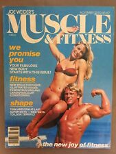 MUSCLE & FITNESS bodybuilding magazine  ANDREAS CAHLING  11-80