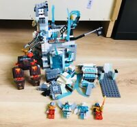 LEGO - Legends Of CHIMA Sir Fangar's Ice Fortress - 70147