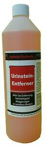 Urinsteinentferner Urinsteinlöser und Entkalker *konzentrat* 1 Liter