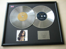 LEONA LEWIS Spirit The Deluxe Edition DOUBLE CD DISC Platinum Presentation
